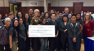 Stockton Health Careers Academy HS Check Presentation Cropped