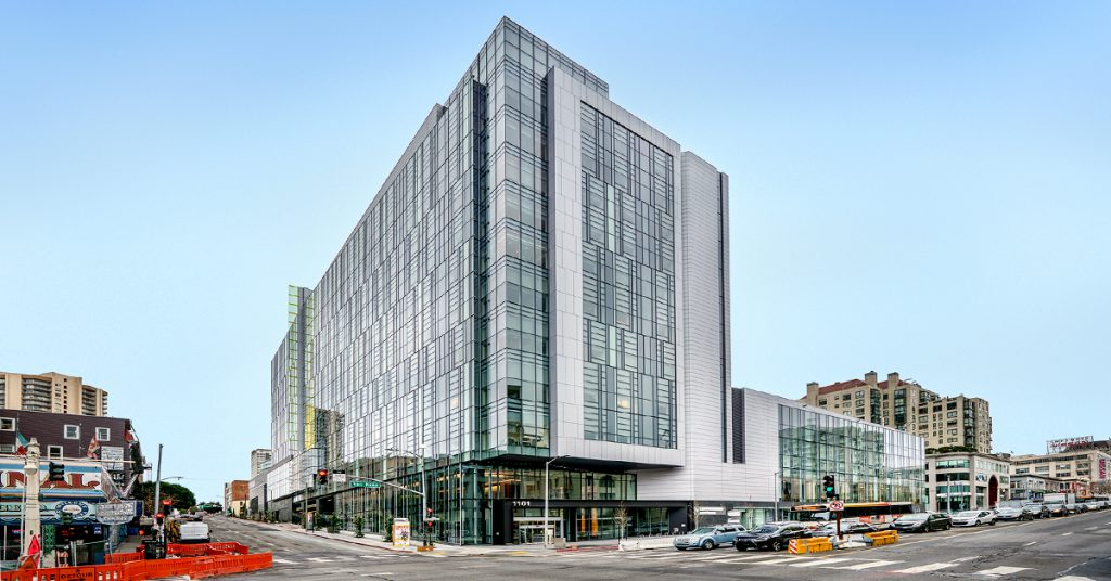 New Van Ness Campus Hospital Opens In Sf Sutter Health Plus