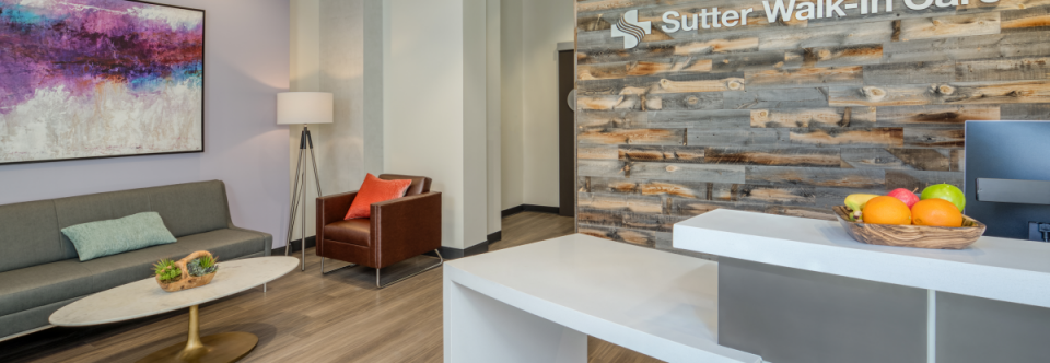 New Sutter Walk-In Care Now Open in Milpitas